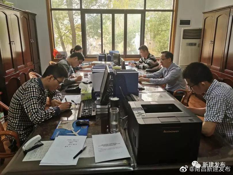 区政府办党组班子成员深入开展主题教育调研活动