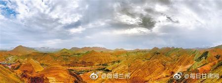 丝路明珠 生态张掖——新中国成立七十周年全国主流媒体张掖摄影采访