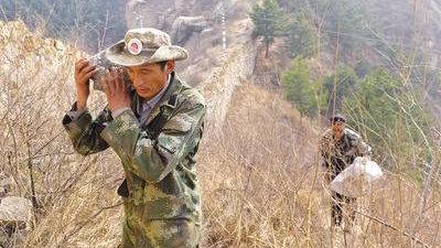 2019感动河北年度人物评选候选人李凤鸣和李勇
