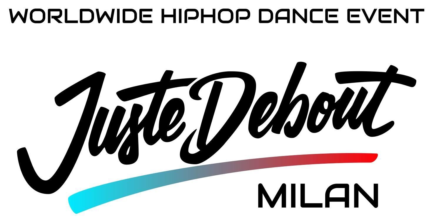 Juste Debout 2020意大利米兰赛区Hiphop裁判表演Les Twins