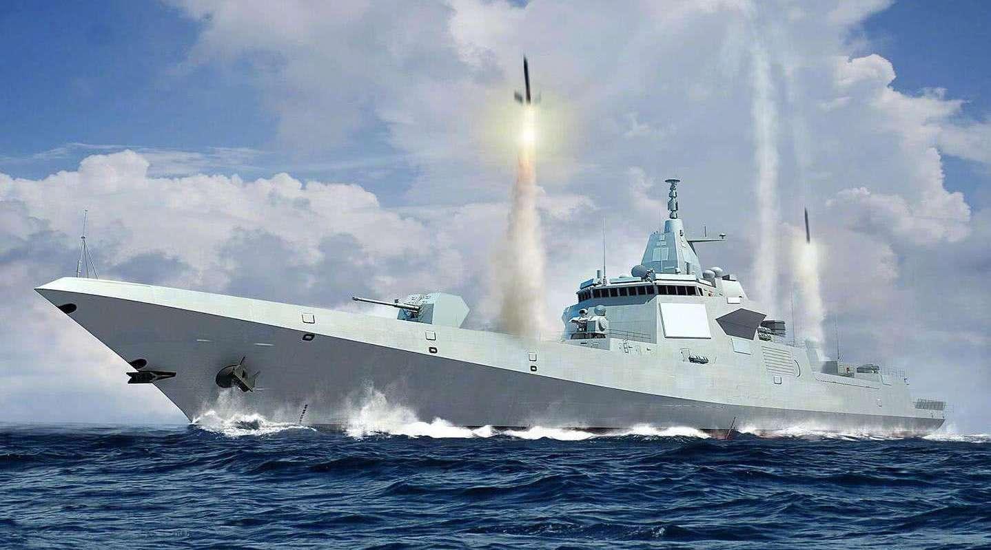 中国海军已成为世界第一?200多学者前往美国,就此展开讨论