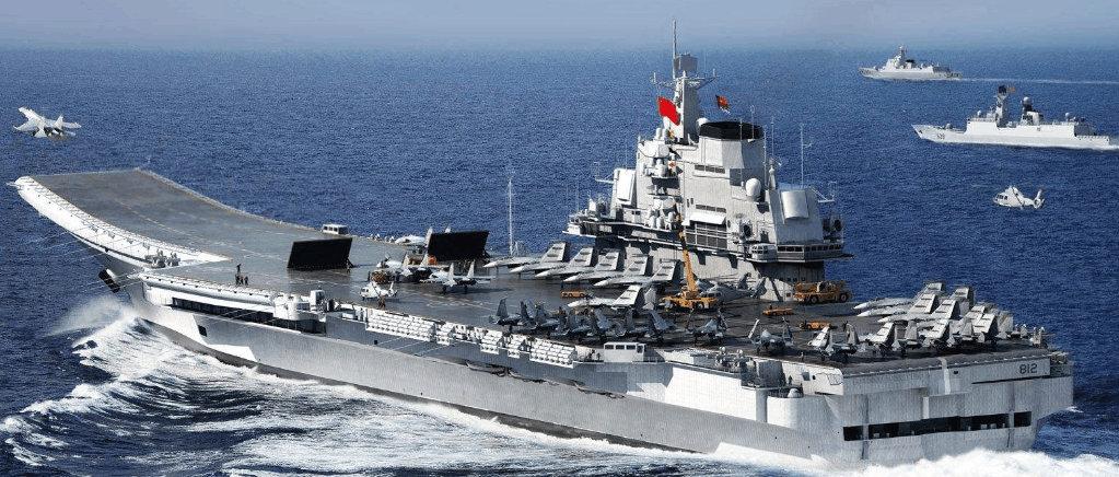 美日航母突然在菲律宾北部海域军演,位置敏感!