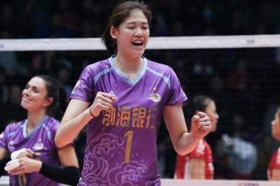 中国女排超联赛,你如何看半决赛最后一场,江苏队败给天津队?