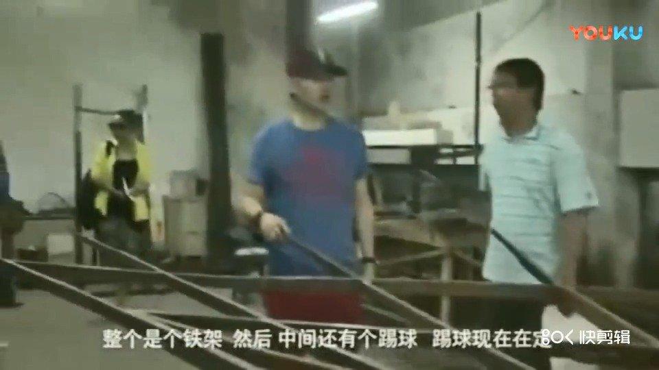 6年前被吴秀波探班视频被扒,据了解,当时陈昱霖是吉祥天宝女主