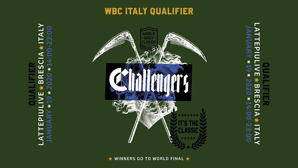 World Bboy Classic 2020意大利赛区决赛