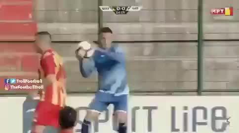 马其顿甲级联赛。。。既然防不住你,那就来点盘外招