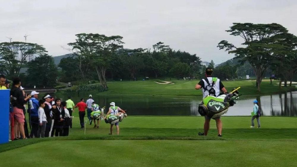 卡拉威球杆助力沃尔沃中国公开赛冠军 绿色闪电席卷赛场