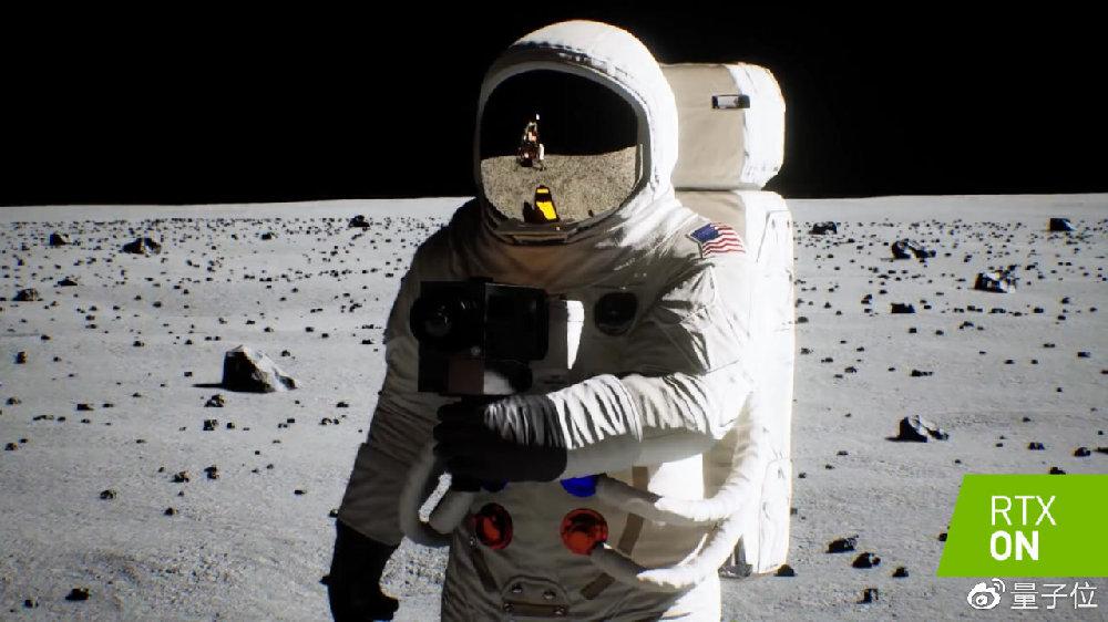 高清重制版阿波罗11号录像,英伟达RTX还原50年前登月细节
