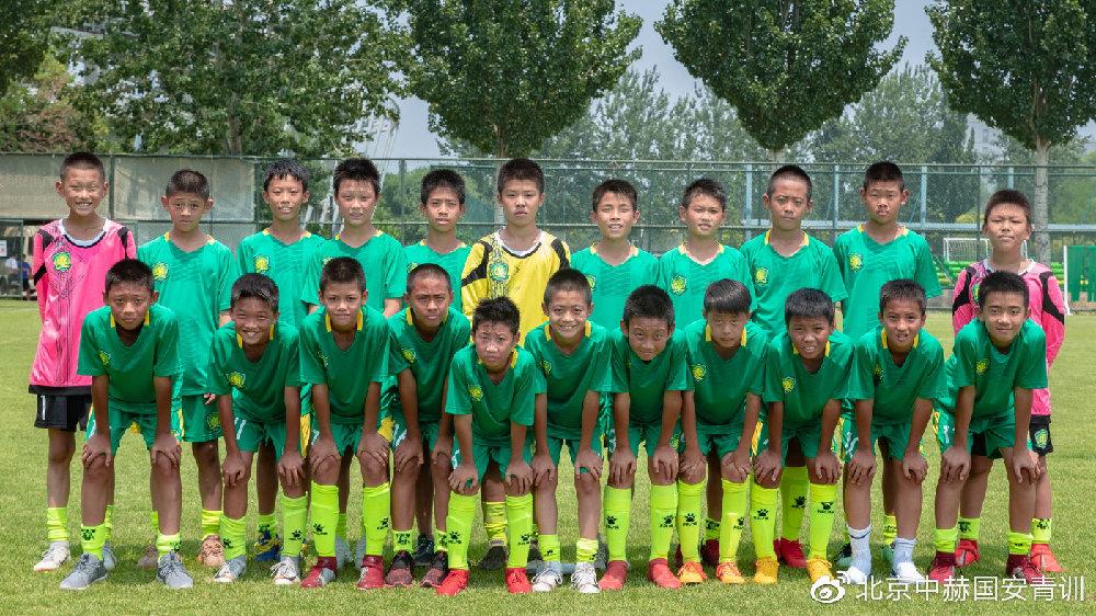 青训丨从北京中赫国安07梯队组队,看青训选拔模式和理念的转变