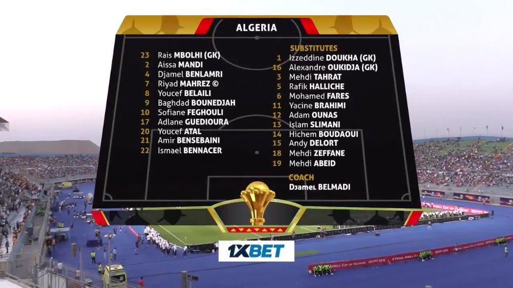 马内回归,迪亚涅失空门,塞内加尔0-1不敌阿尔及利亚!此役过后