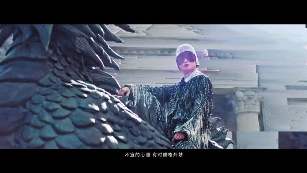 @李宇春 《你好吗我很好谢谢你呢》MV上线