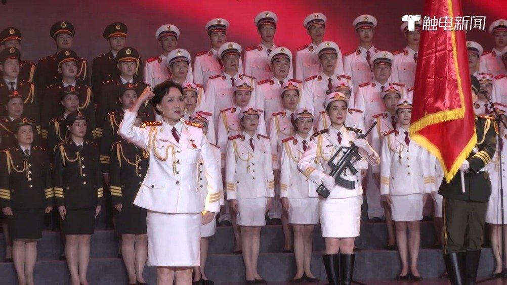 南方医科大学千名师生唱响《我和我的祖国》,齐向新中国70华诞献礼