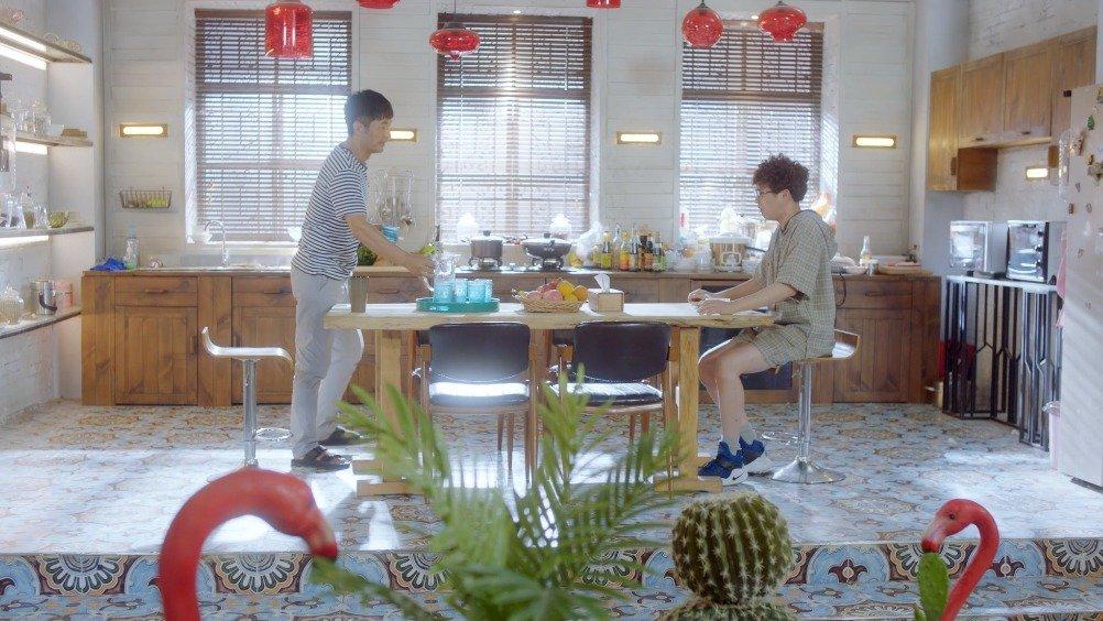 卷福@孙嘉俊同学 的胃就这样轻而易举地被周远@演员郭晓东 用简简单单