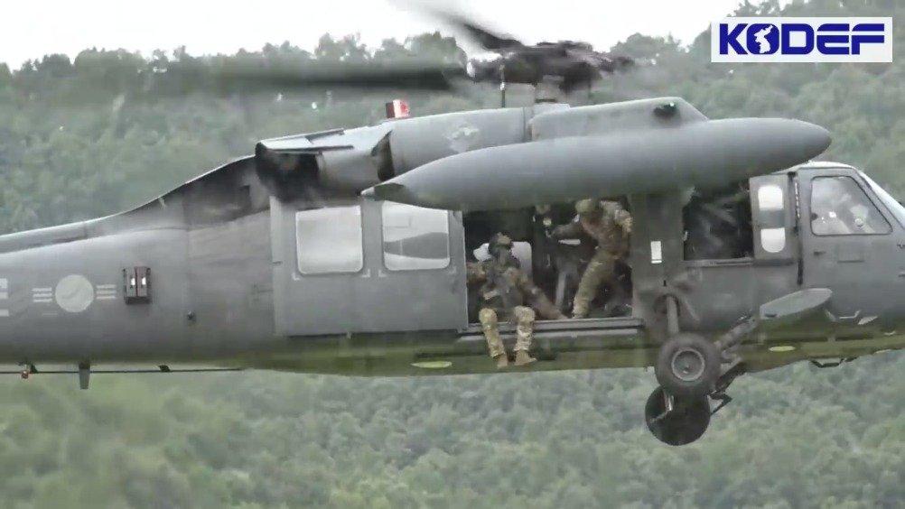 韩国空军特别空军救援队SART