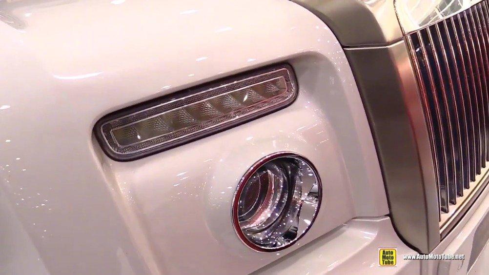 2010劳斯莱斯幻影Coupe,你喜欢吗?