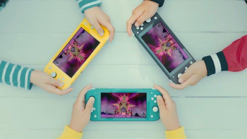 任天堂香港公布了 Switch Lite 第二支TVCM