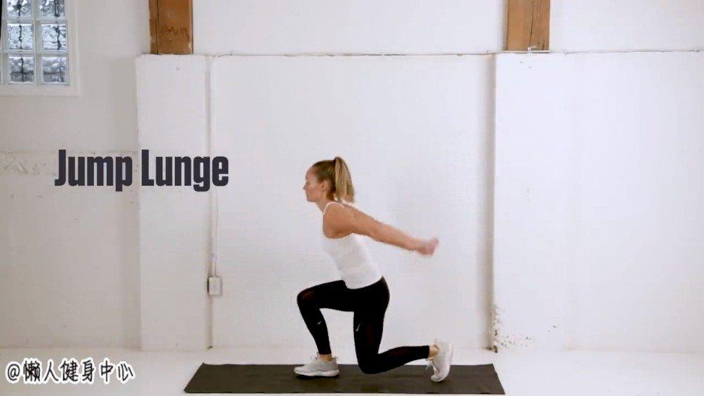 家庭版HIIT锻炼  全身脂肪燃烧锻炼,可以提高心率,锻炼肌肉