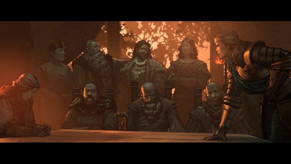 《王权的陨落》现已登陆任天堂Switch平台,支持中文。