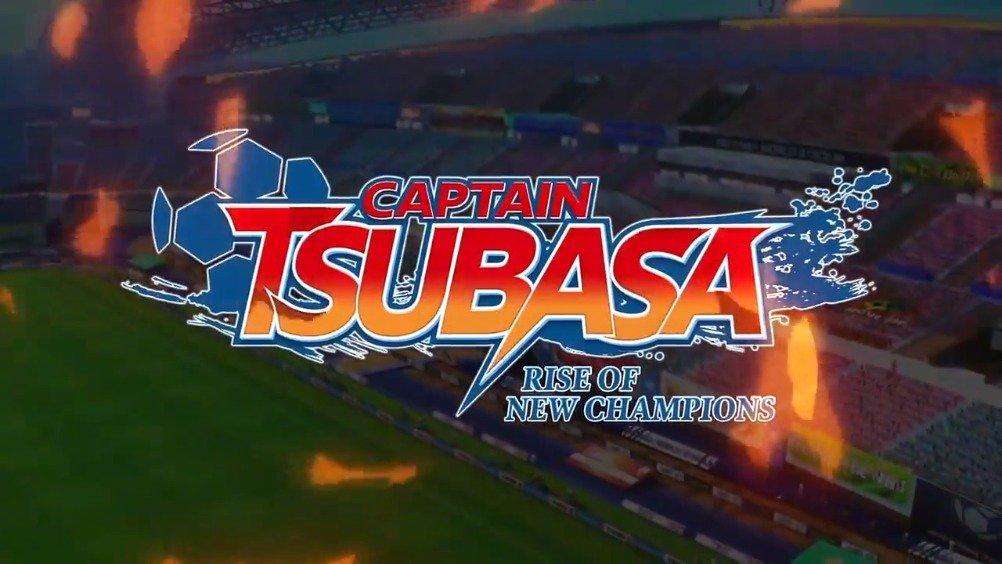《队长小翼 新秀崛起》最新预告片公开。游戏年内发售,支持中文。