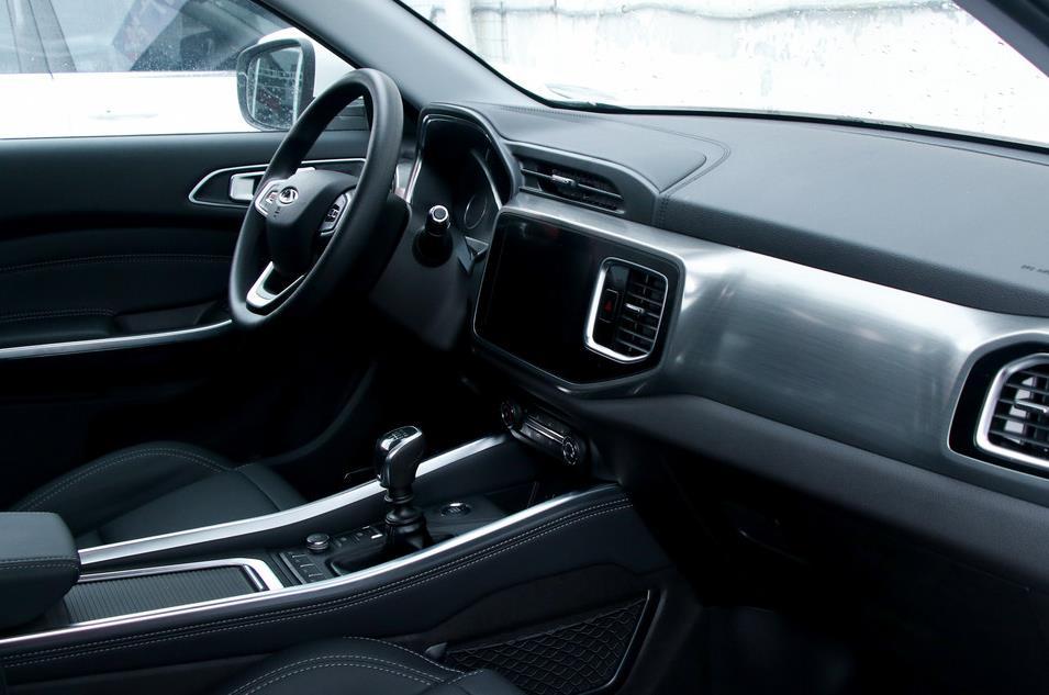 奇瑞新款瑞虎8,搭载最新1.6T发动机,树立国产标杆!