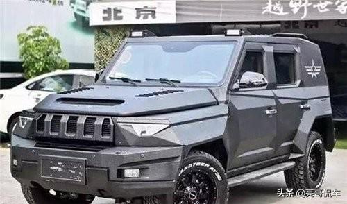 北汽打造中国汽车行业