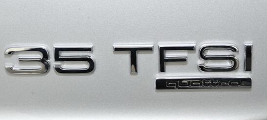 老司机都认不全,这些汽车尾标都是什么意思?