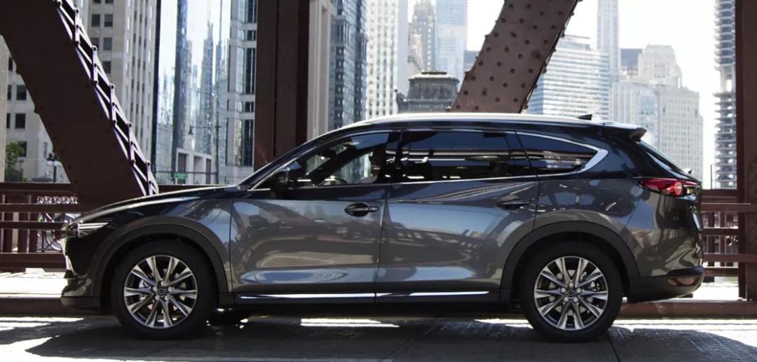 长安马自达CX-8:更适合年轻人的7座SUV