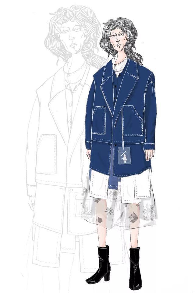 SS20 CFW │ 三位个设计师更有戏尚+众创空间·张丽红&李莉&何义U