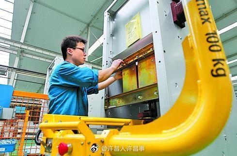 许昌两个产业集聚区被认定为全省首批智能化示范园区建设试点