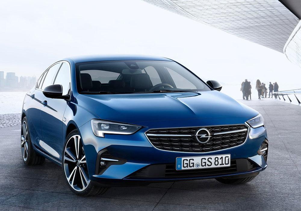全新换代 2020款欧宝Insignia Grand Sport发布