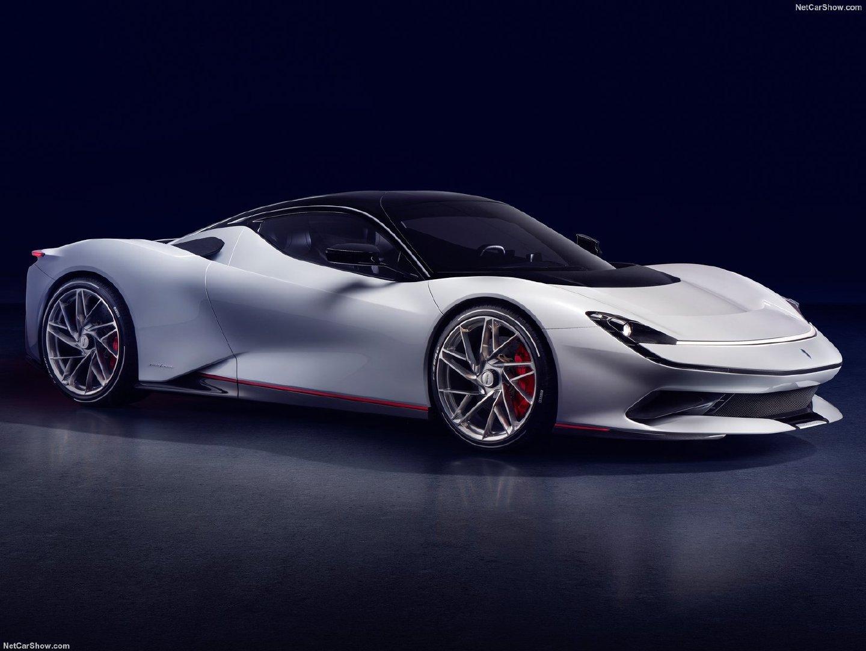 纯电动超跑 Pininfarina Battista将亮相日内瓦车展