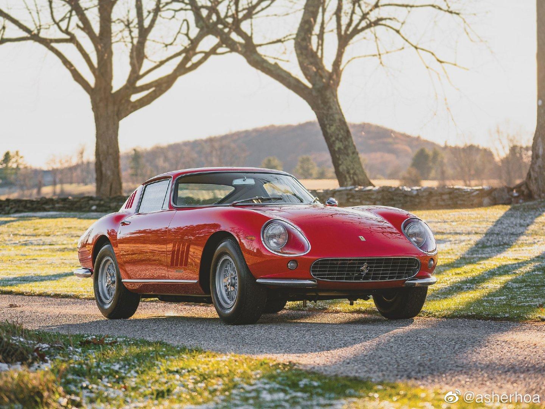 这台Scaglietti操刀设计的法拉利1965年款Ferrari 275 GTB/6C堪称艺术