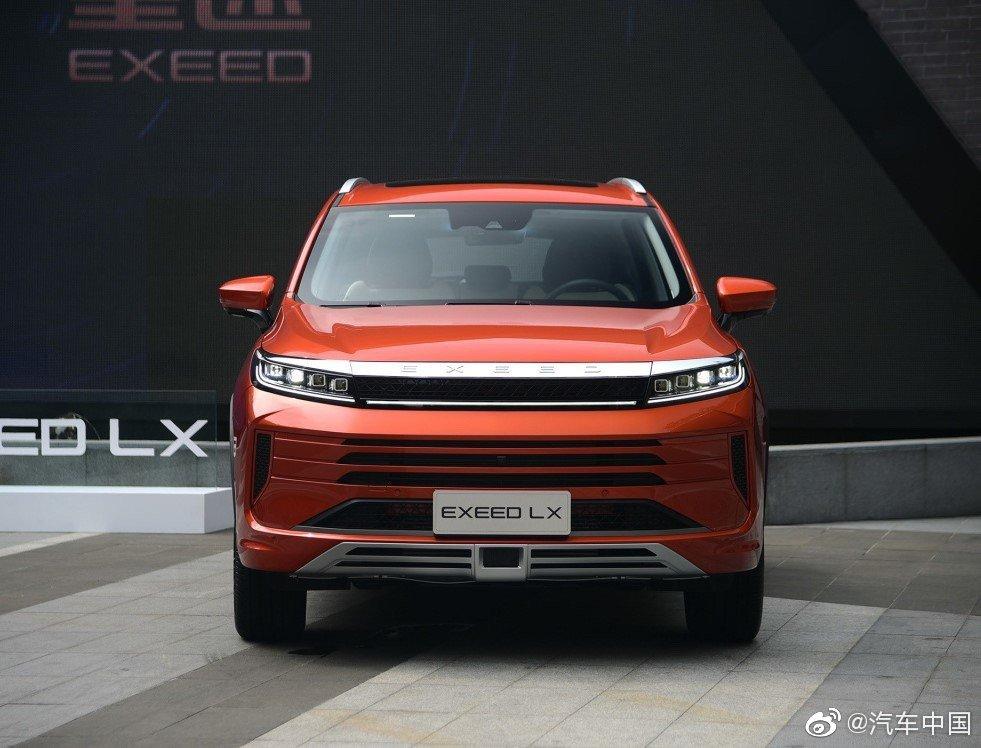 星途品牌紧凑型SUV星途-LX预售价格12.79-15.59万元,新车搭载的是1