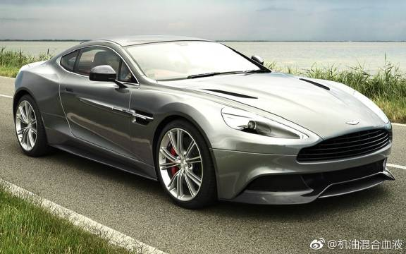 视频:007的专属座驾,最绅士的跑车,阿斯顿马丁Vanquish赏析