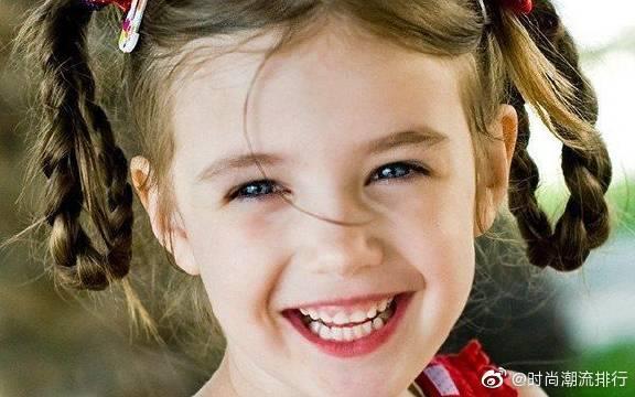 俄罗斯可爱小女孩 帕卡琳娜美图合集