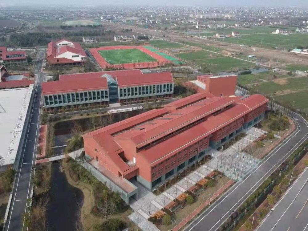 VIRTUARCH 德建 | 北京外国语大学附属如皋龙游湖外国语学校富有江