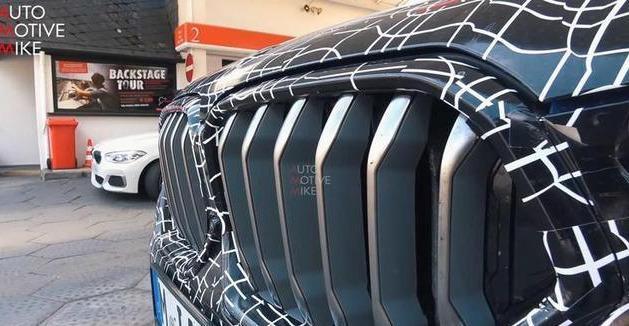 """""""双肾""""变大!全新宝马X6  M50i路试,奔驰车主:想换车!"""