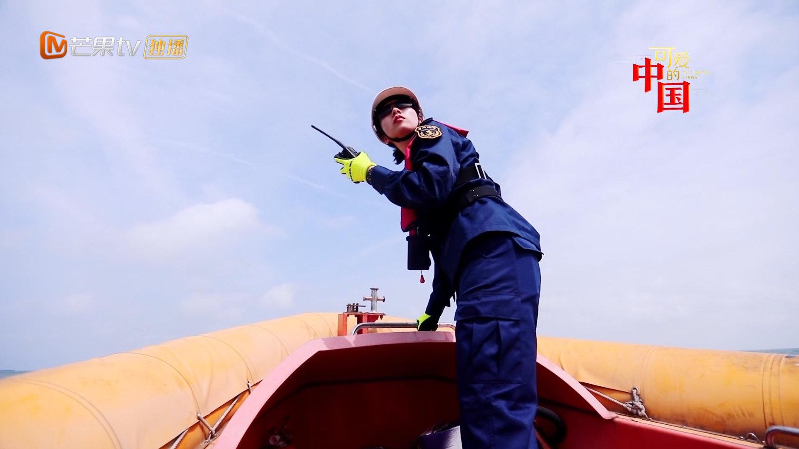 """马航MH370搜寻、""""桑吉""""轮搜救...詹春珮是这样炼成的"""