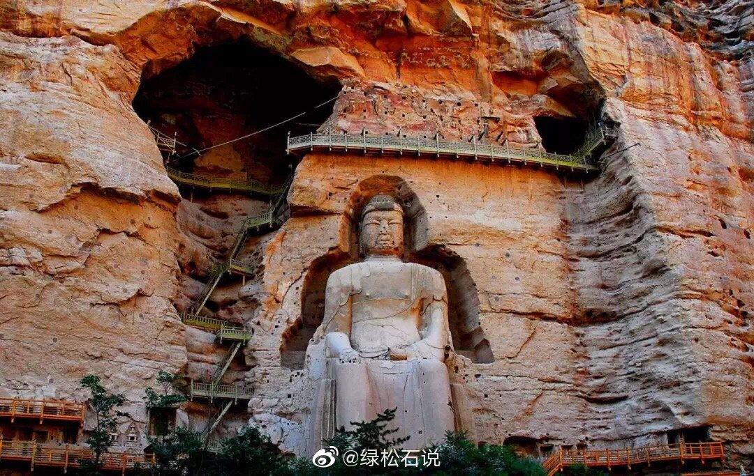 融汇东西·连接汉藏 | 炳灵寺石窟艺术炳灵寺石窟位于兰州西南80公里