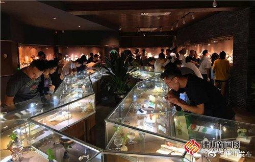 300多件精美玉雕在南海桂城展出,市民可免费观赏