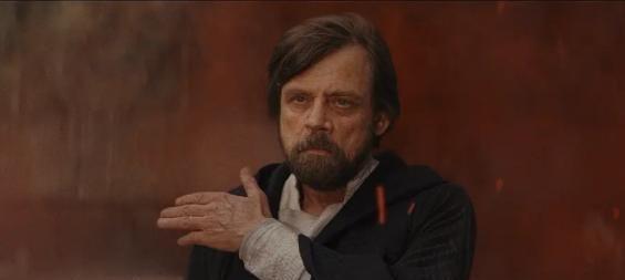 《星球大战9》怎能忘记卢克?马克·哈米尔发文致敬这经典角色