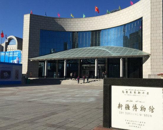 走进新疆维吾尔自治区博物馆体验一场文化和历史的盛宴!