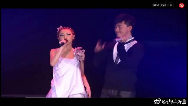 泳儿、林峯献唱粤语经典《爱在记忆中找你》,合唱版超好听