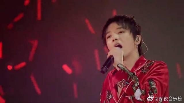 华晨宇智商二五零亚洲新歌榜演唱会Live版《智商二五零》