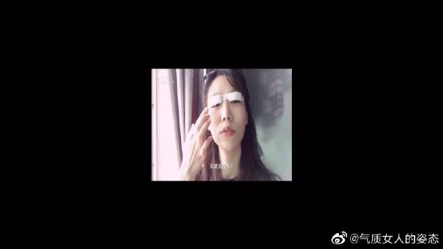 奉劝妹子们不要轻易去做双眼皮手术,不然就会像这样!