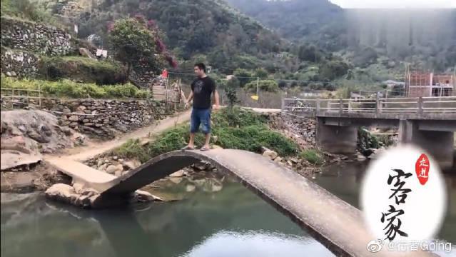 广东河源发现一怪桥,超薄型设计大师看了也得赞叹不已