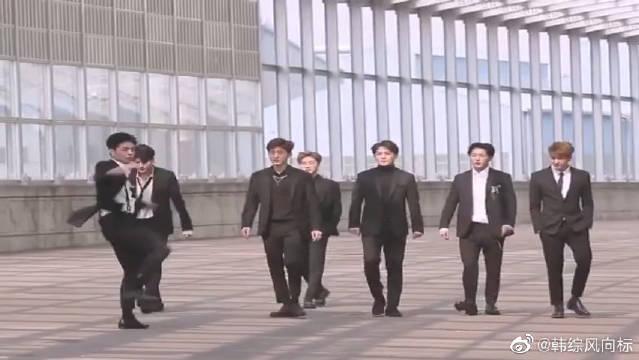 I'm OK的拍摄花絮,努力营业的iKON,六脸震惊