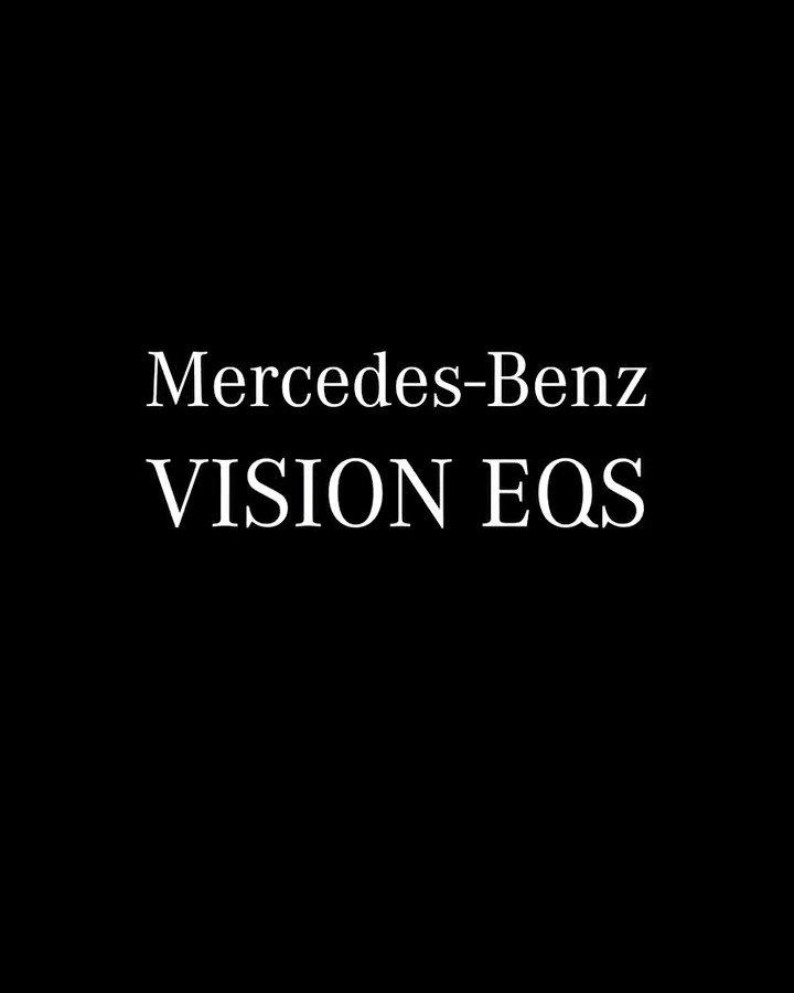 梅赛德斯-奔驰将带来全新 EQS 概念车