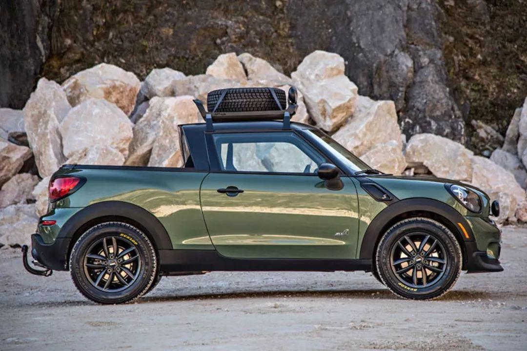 奢华皮卡宝马X7 Pickup公布,你要来一辆吗?
