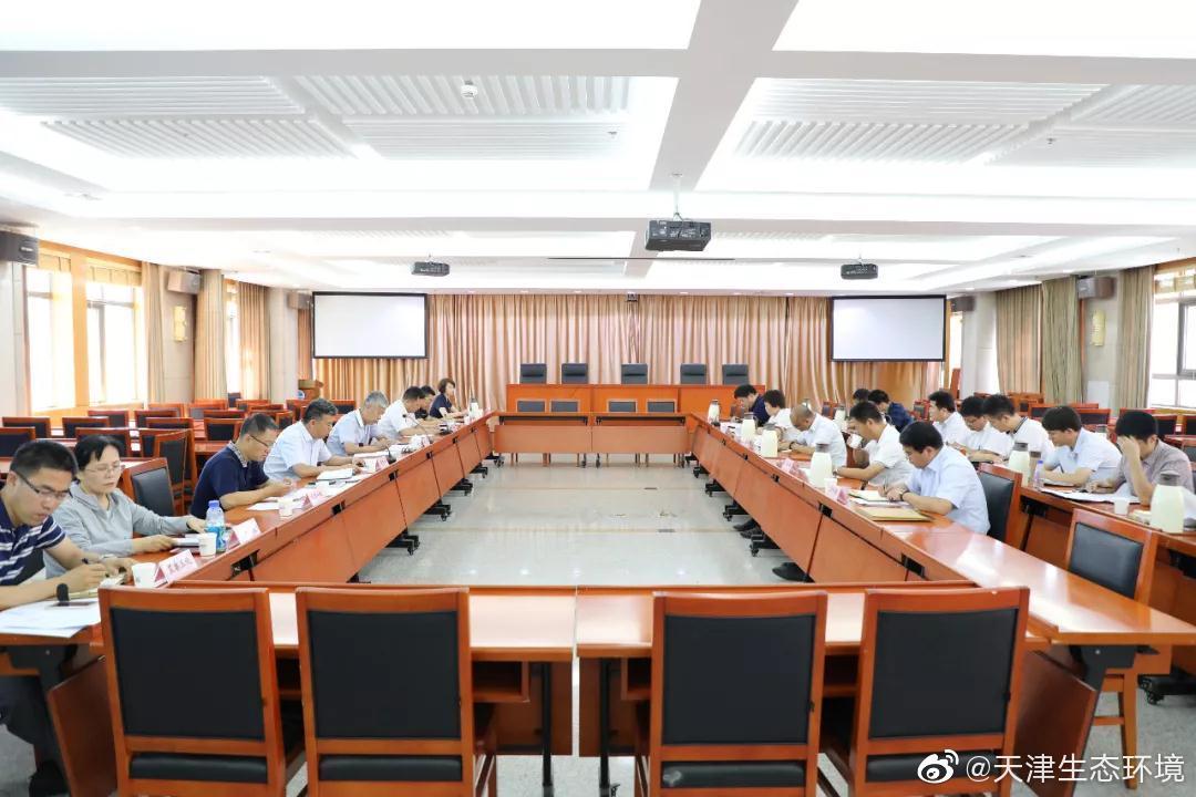 天津3区5街镇主要负责人被市生态环境局集中约谈:大气污染问题多发